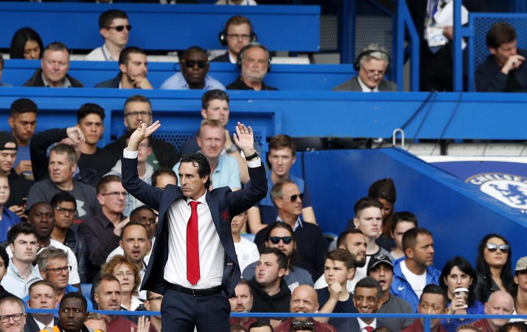 Man City Mot Chelsea: Bare Nesten Mot Chelsea